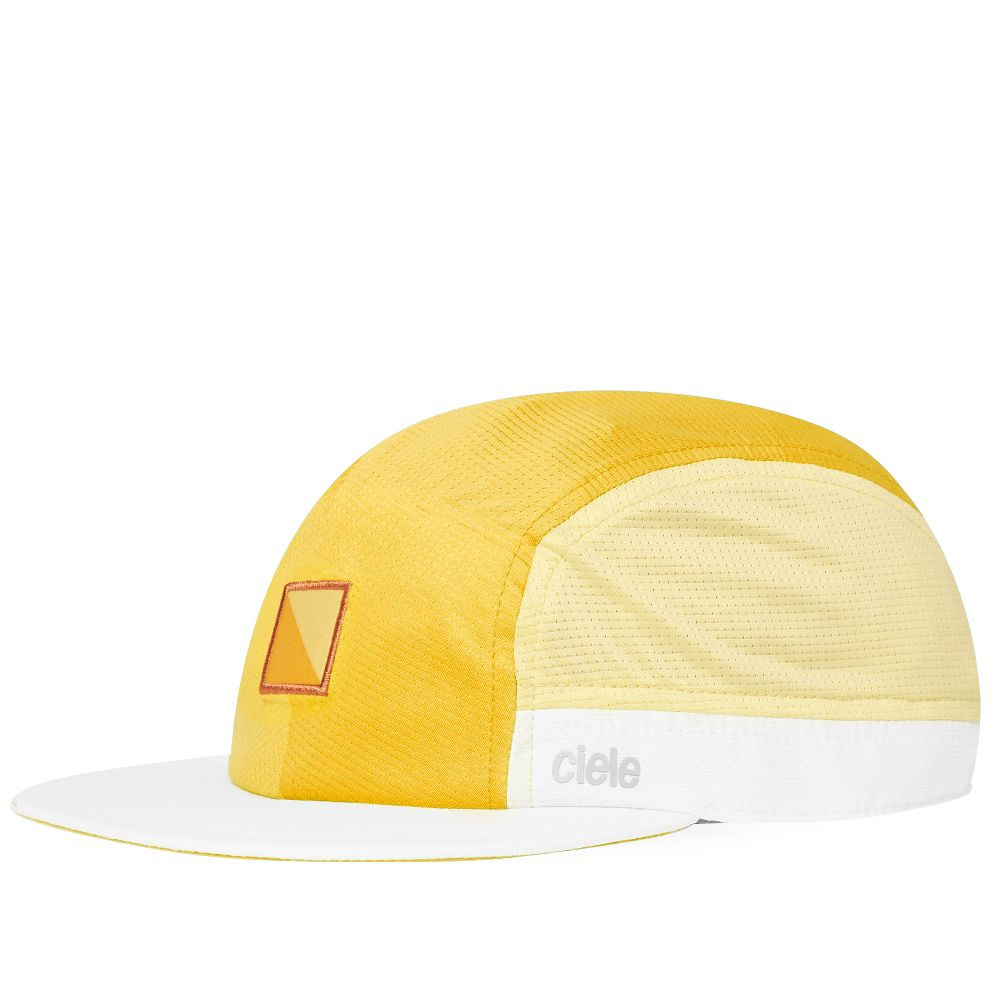 Ciele Athletics x Tracksmith LRCap Yellow  aa917dc90b0