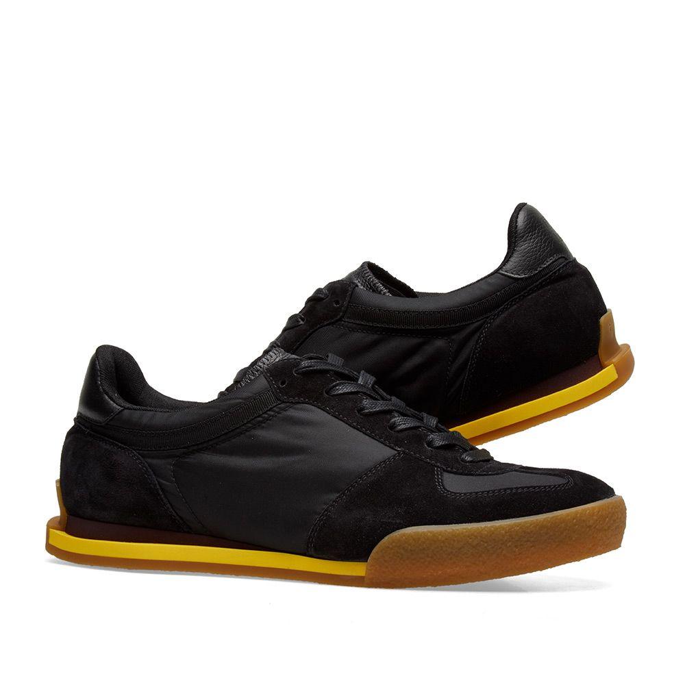 39daac3468 Givenchy Tennis Sneaker Black   Dark Red
