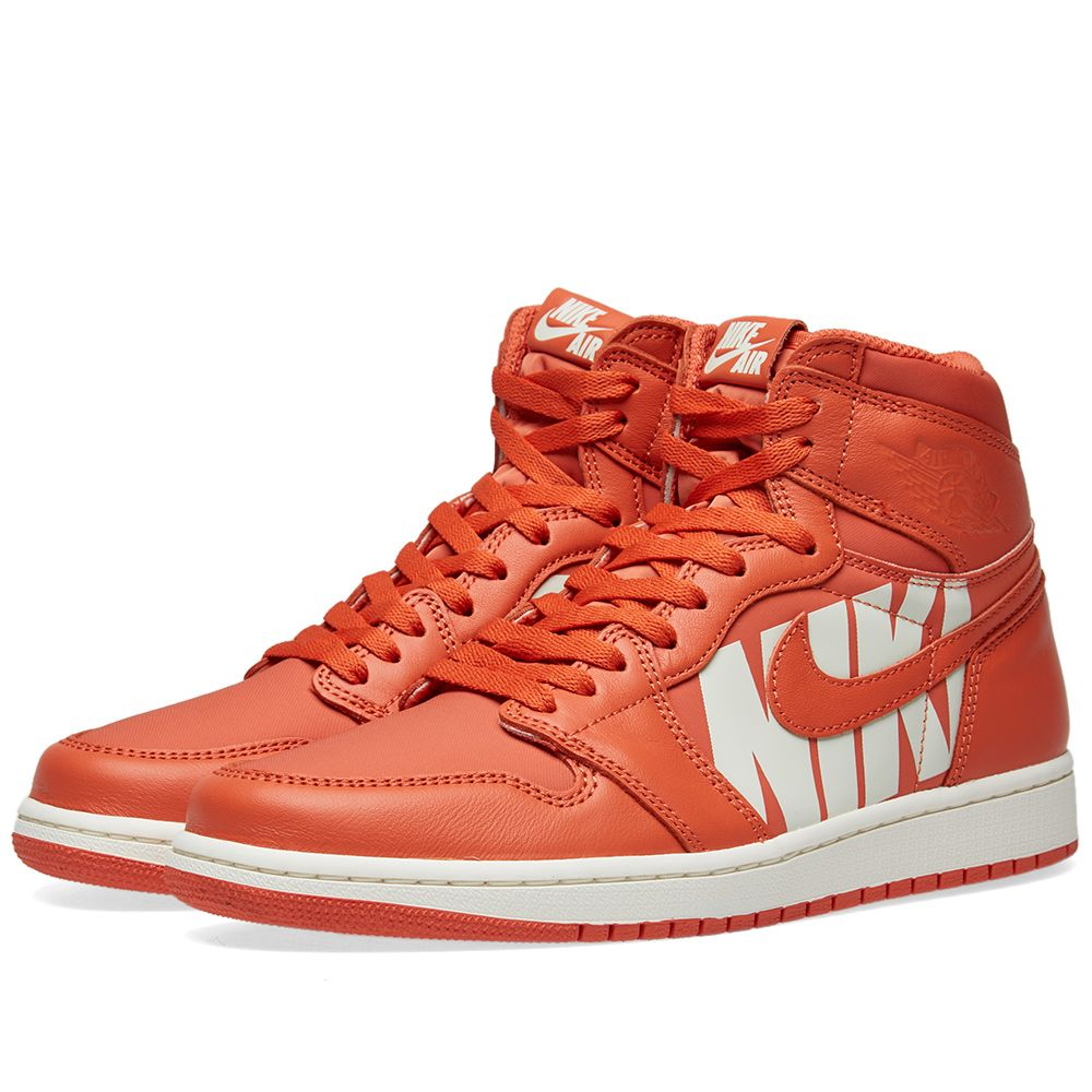 517ba9840a89 Air Jordan 1 Retro High OG Vintage Coral   Sail