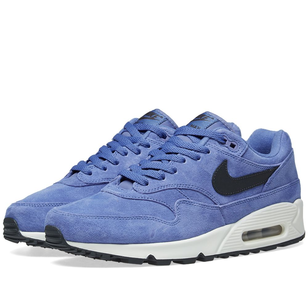finest selection 385c8 cc86f Nike Air Max 901 Purple, Anthracite  White  END.