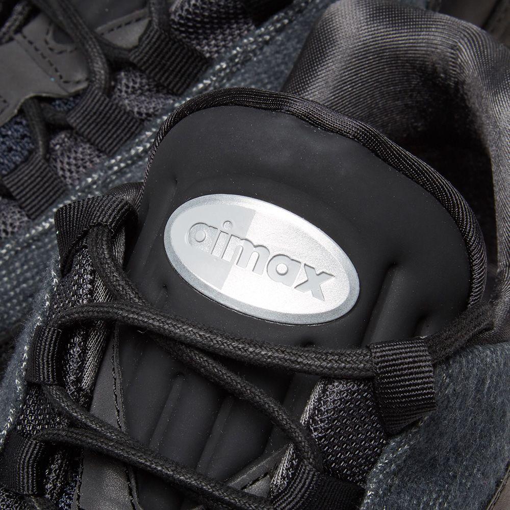 d2106644ae8 Nike Air Max 95 NRG Black