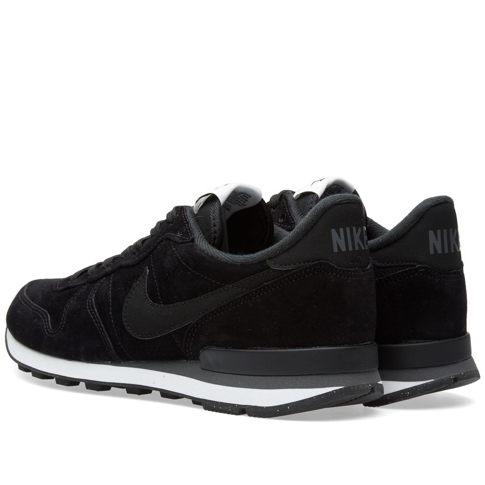 245455cbf221 Nike Internationalist Leather Black