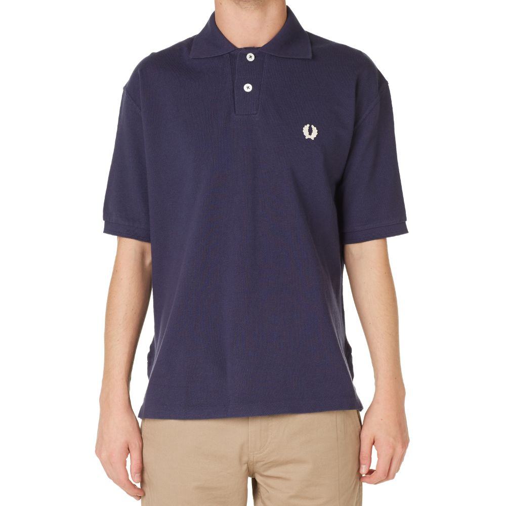 ffc9a19c5fef Fred Perry x Nigel Cabourn Original 1952 Pique Polo French Navy