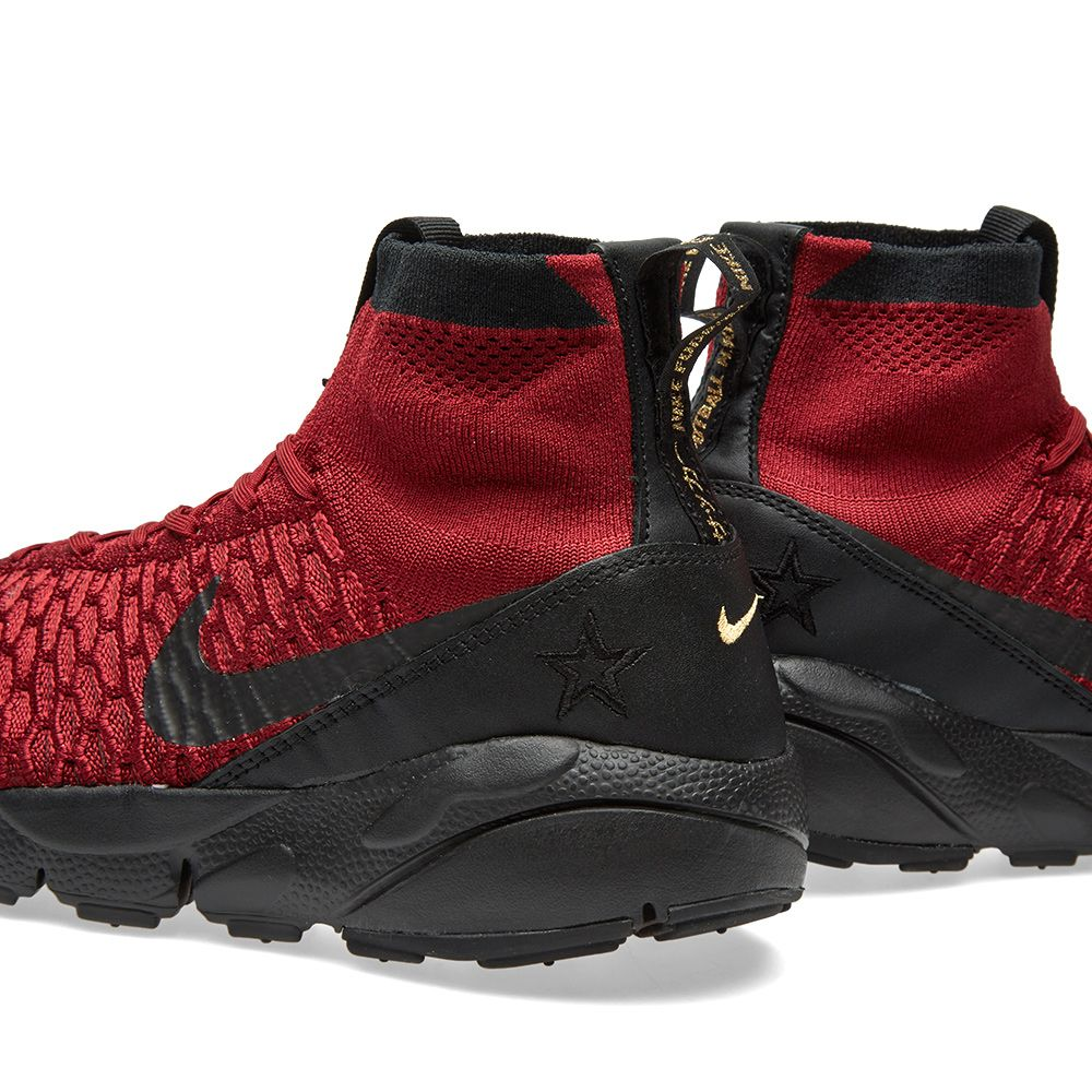 54f027e20ec1e7 Nike Air Footscape Magista Team Red Color