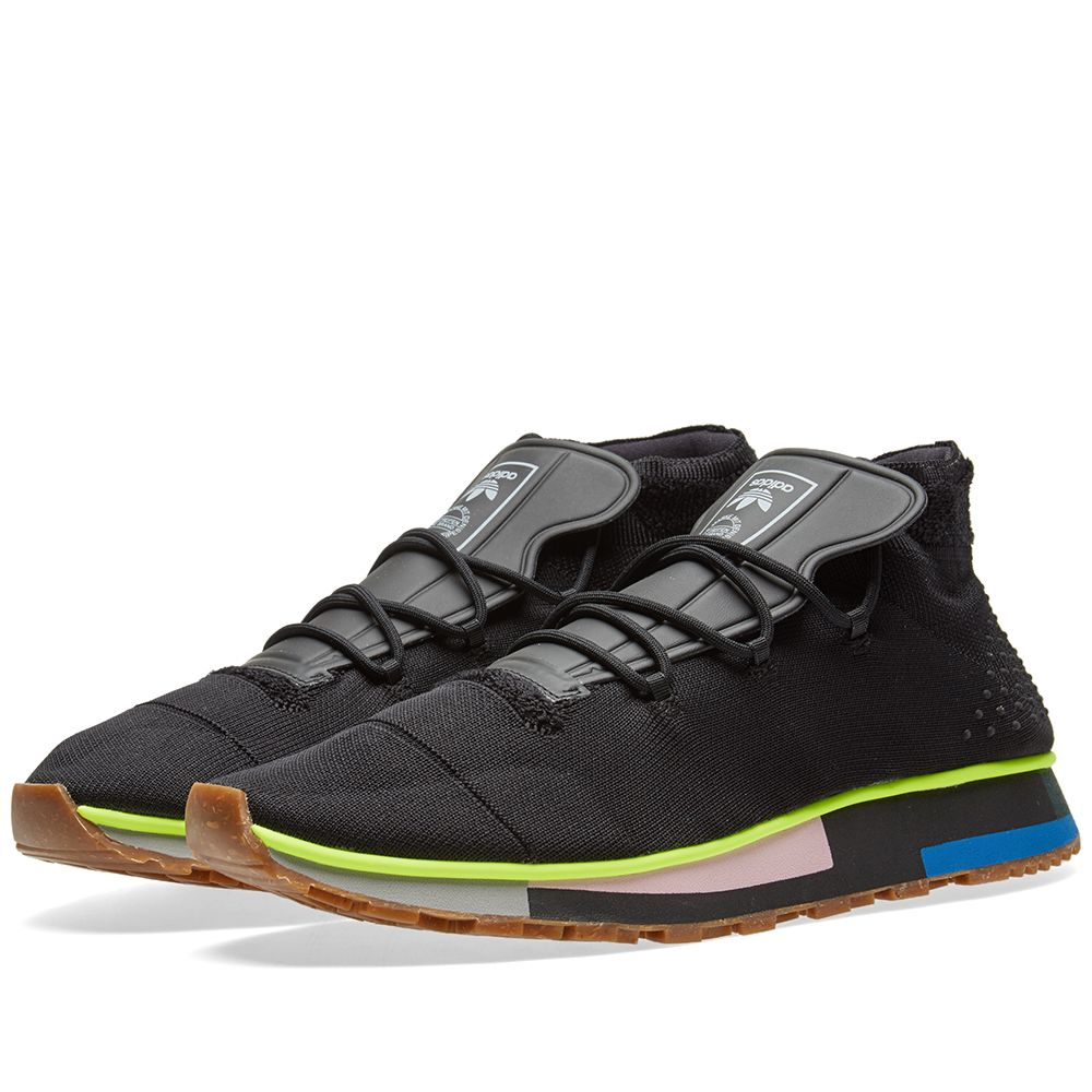 4b4be2fc96f0 Adidas Originals by Alexander Wang Run Mid Black