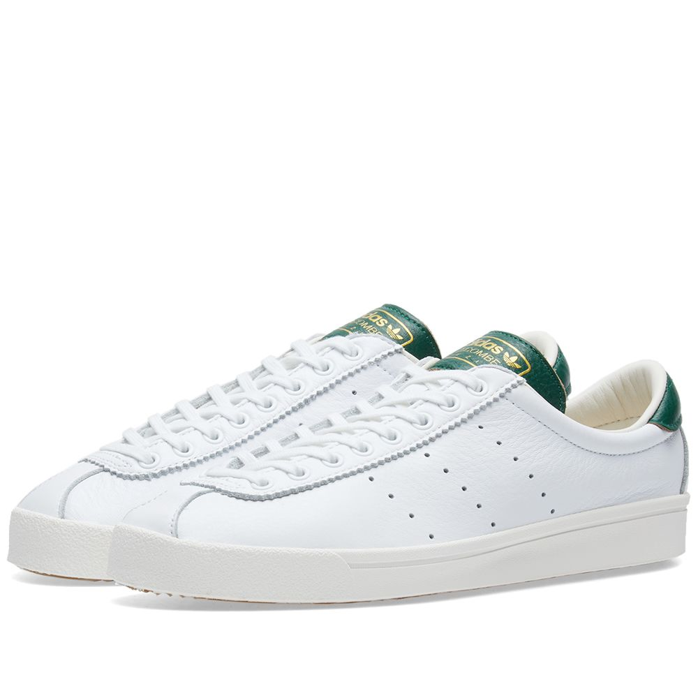 competitive price 9a109 51575 Adidas SPZL Lacombe Core White  Easy Green  END.