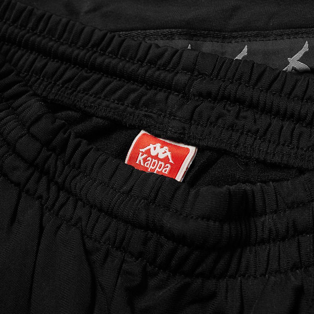 0654434cd720 Kappa Banda Astoria Snap Slim Track Pant Black   Grey