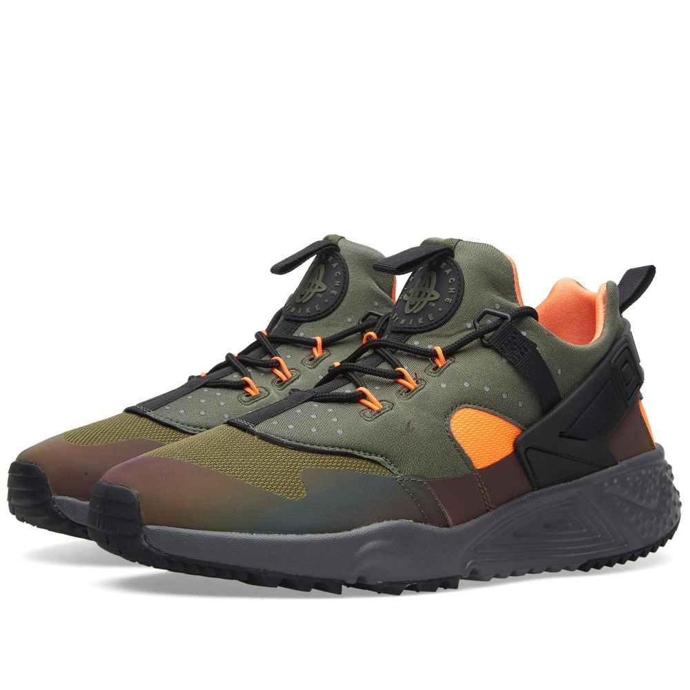 ... where can i buy nike air huarache utility premium carbon green black  end. f42e6 72ad9 ae5377f7c