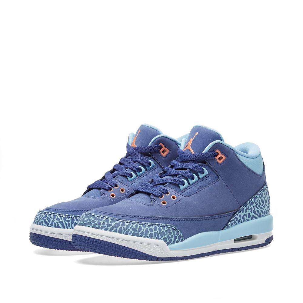2f493c095a4d4f Nike Air Jordan 3 Retro GG Dark Purple Dust   Atomic Pink