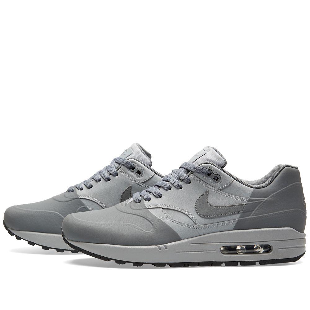 2486fcaa33ad Nike Air Max 1 Premium SE Wolf Grey   Cool Grey