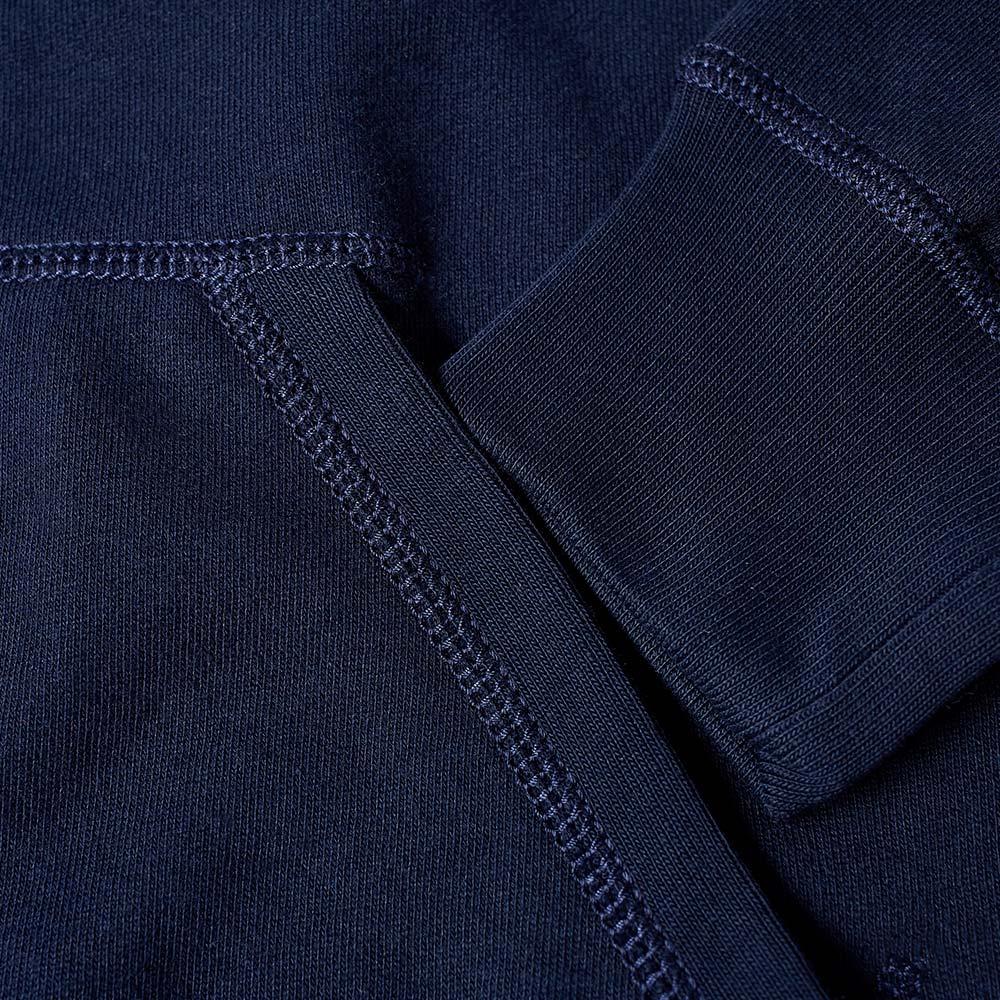 Polo Ralph Lauren Vintage Fleece Popover Hoody Cruise Navy  2fba82a13a2