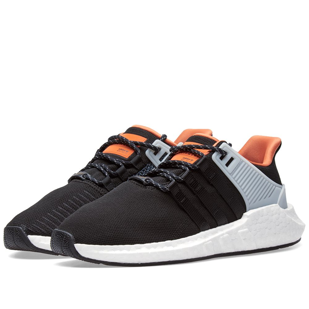 finest selection a5102 16799 Adidas EQT Support 9317 Black  White  END.