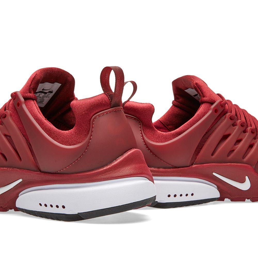 Nike Air Presto Low Utility Team Red   White  2020aceba145