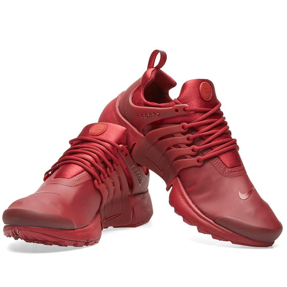 8d5a579ce525 Nike Air Presto Low Utility Team Red   White