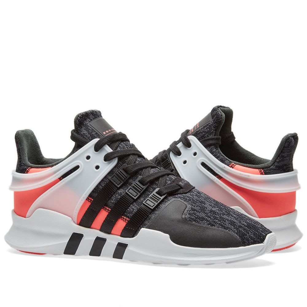 03c4c2609d84 Adidas EQT Support ADV 91 16 Core Black   Turbo