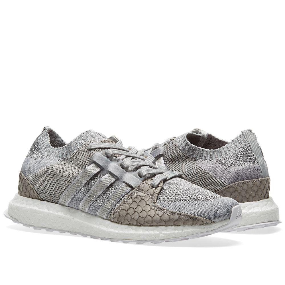 Adidas X Pusha T Eqt Support Ultra Pk King Push Stone End