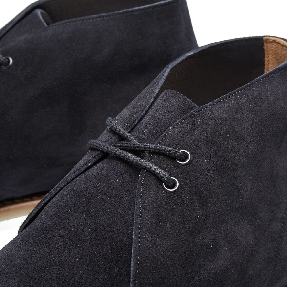 low cost 26556 20ba4 Churchs Sahara Desert Boot Navy Suede  END.