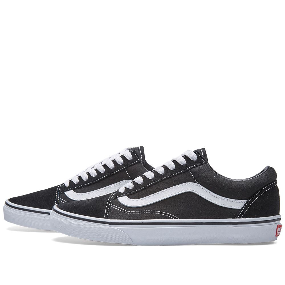 a0654ba44e Vans California Old Skool Black   White