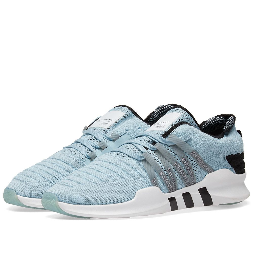 uk availability abd1c bf4a7 Adidas EQT Racing ADV PK W. Blue Tint, Grey Three  Black. CA185 CA75.  Plus Free Shipping. image