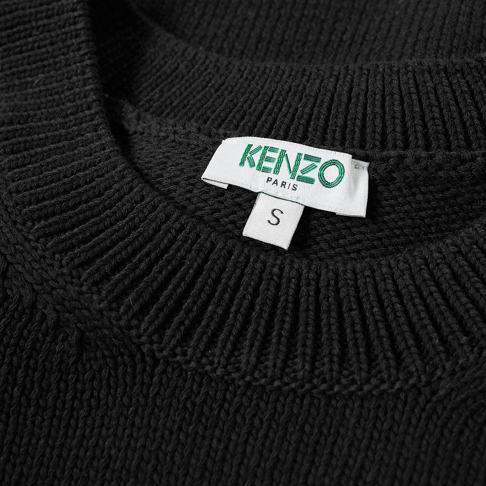 e31613ab4c7 Kenzo Signature Chunky Knit Crew. Black & White. AU$409 AU$269. image.  image. image