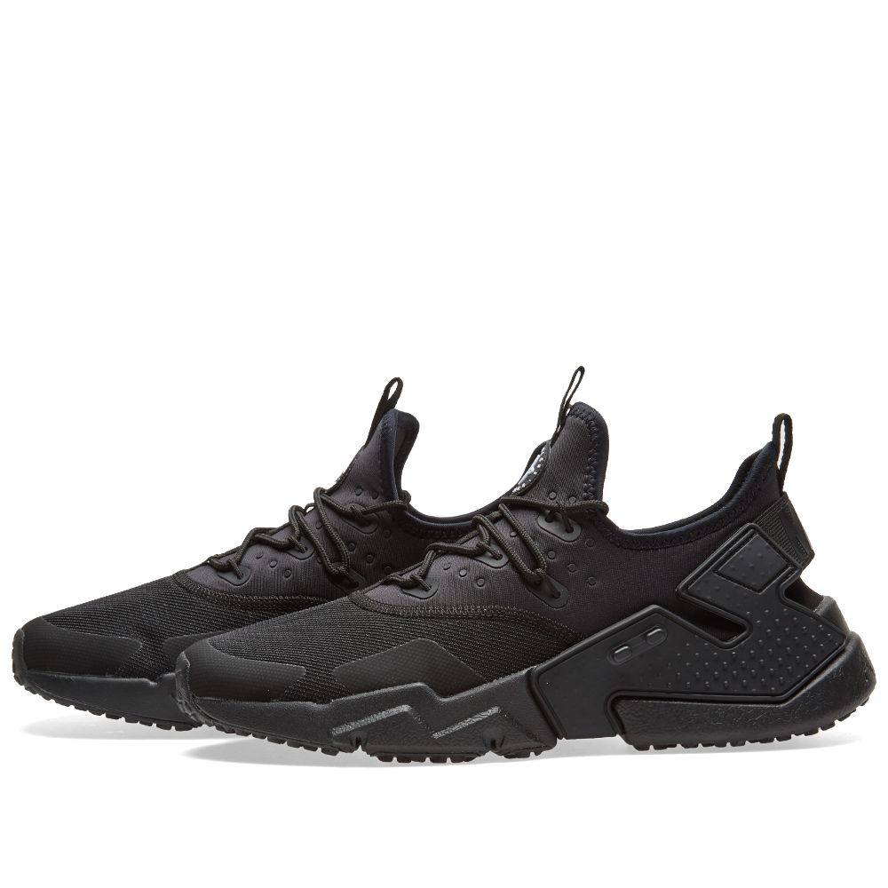 7ce1884732fca8 Nike Air Huarache Drift Black   White
