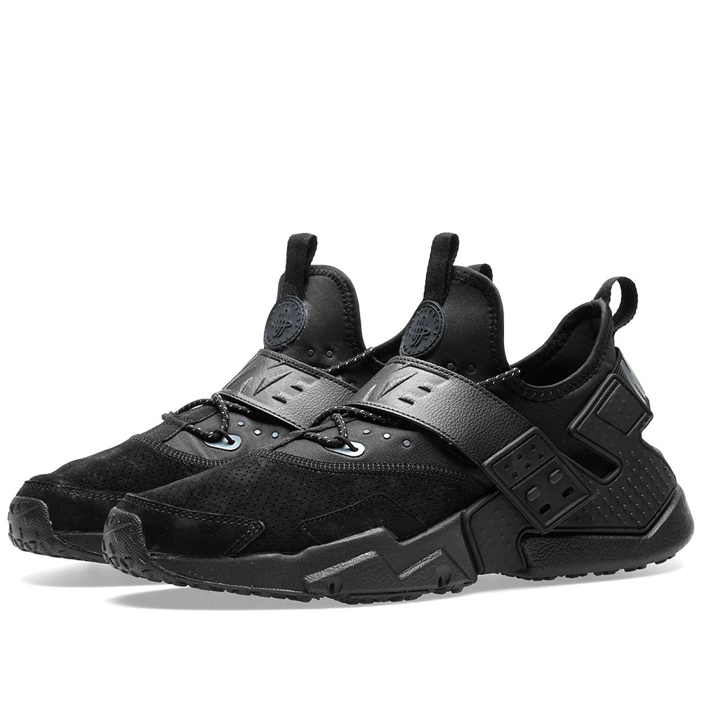 b17df9454061 Nike Air Huarache Drift Premium Black