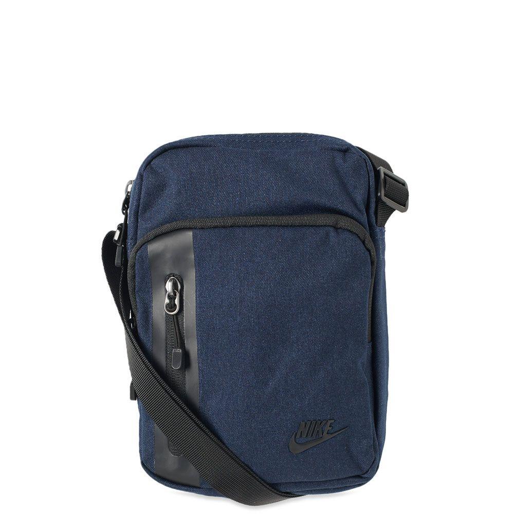 3df1a230b3fb Nike Tech Small Bag Obsidian   Black