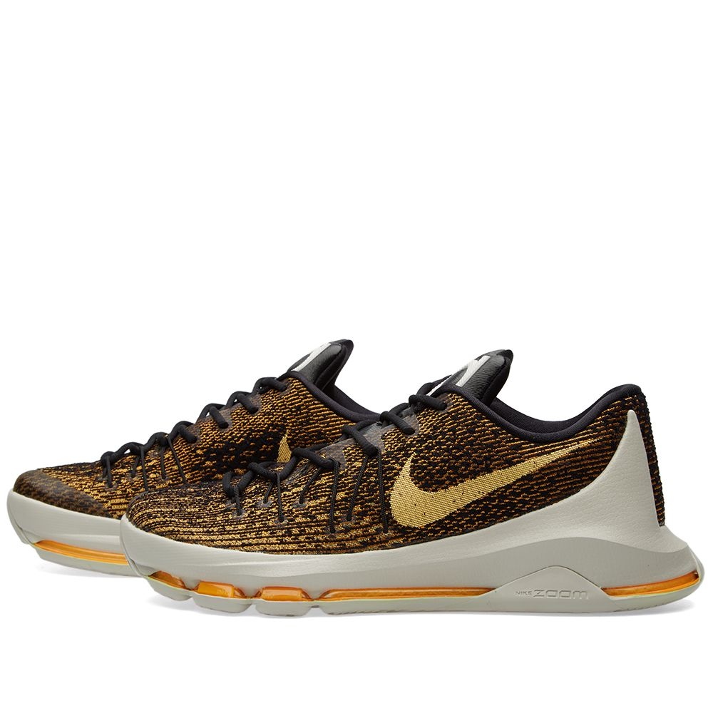 49e0ca6a2be5 Nike KD 8 Vivid Orange   Laser Orange
