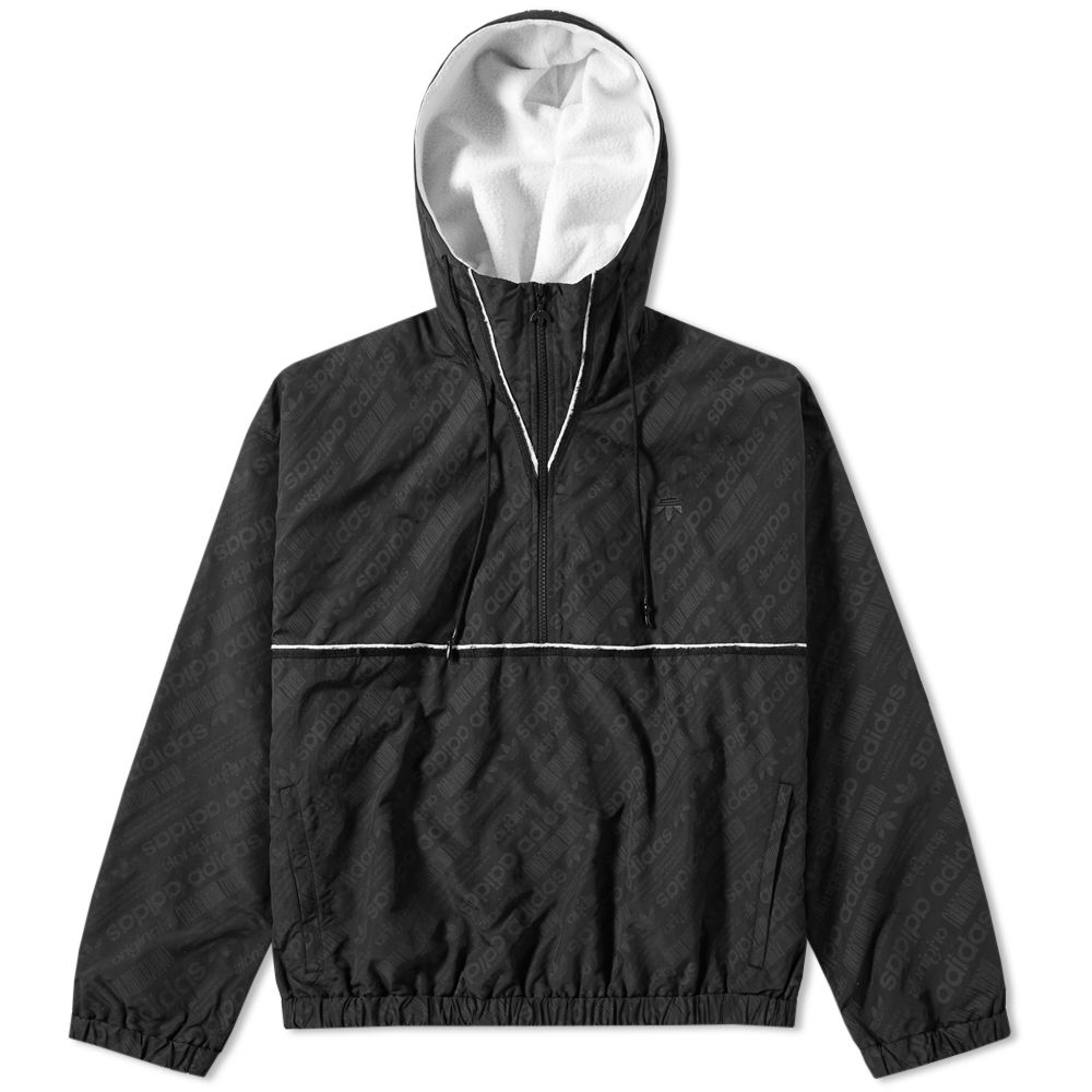 52cc369345 Adidas x Alexander Wang Windbreaker. Black   Off White. CA 355. Plus Free  Shipping. image