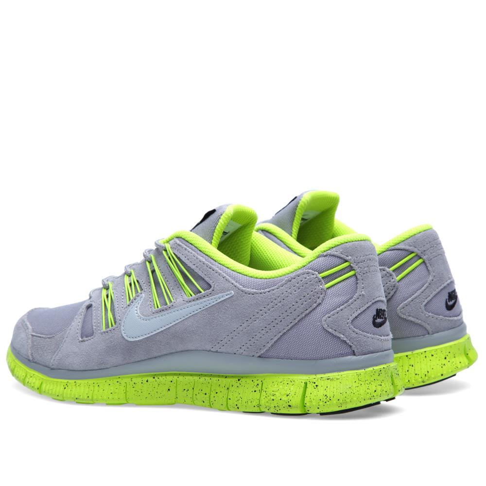 lowest price 1f12c 37fd1 Nike Free 5.0 EXT Medium Grey   Strata Grey   END.