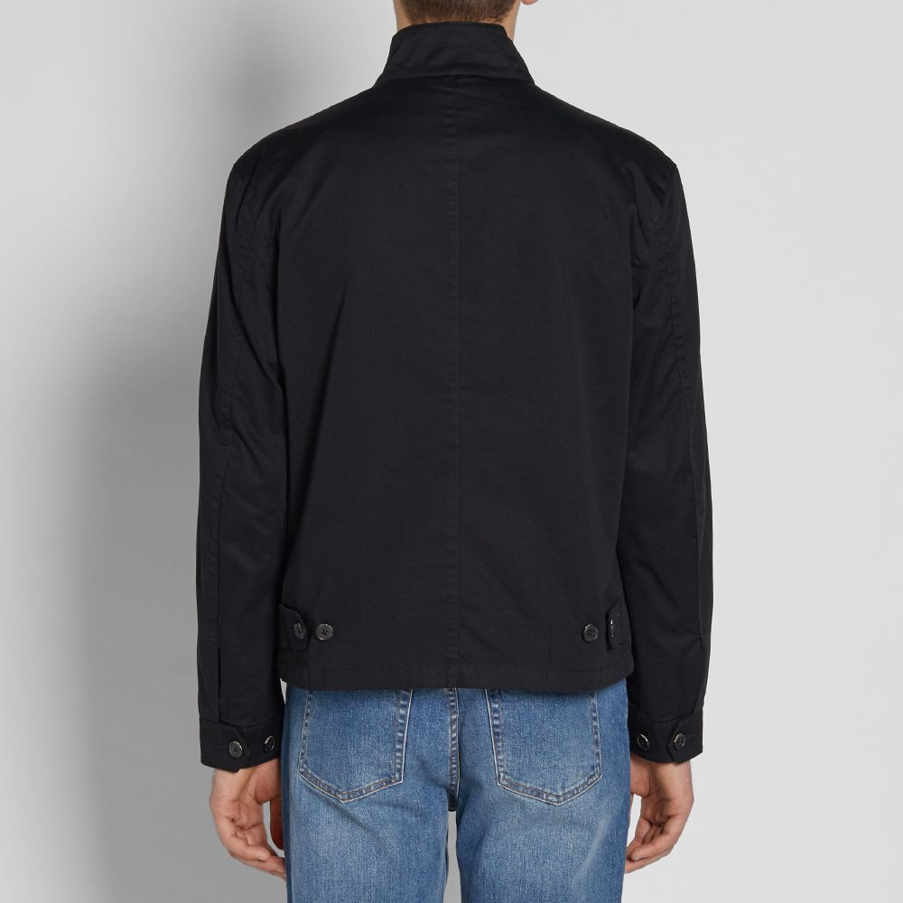 94671cf0d6ab Polo Ralph Lauren Barracuda Lined Jacket Black