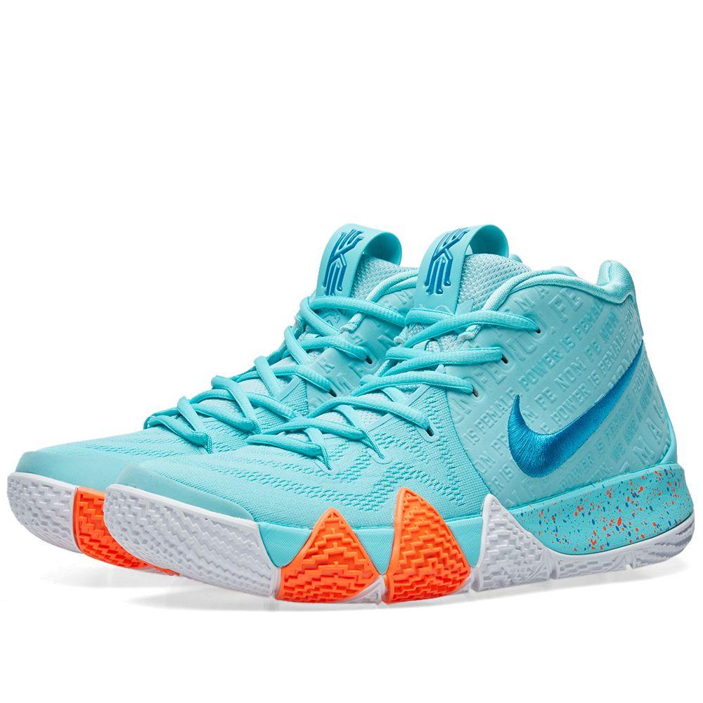 f1fbe8c0f29e Nike Kyrie 4 Light Aqua   Neo Turqoise