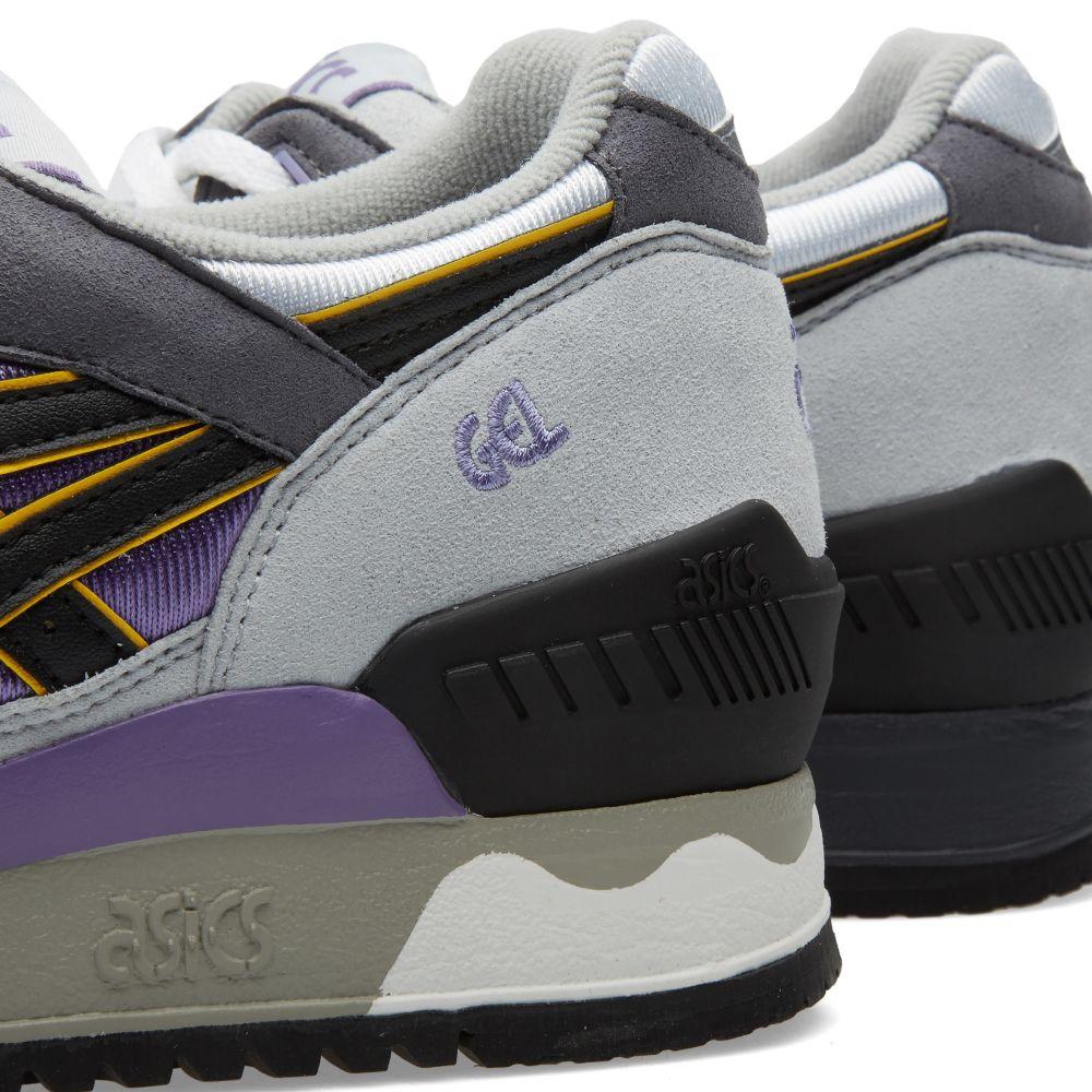 cdb3d3f1c7a1 Asics Gel Respector Aster Purple   Black
