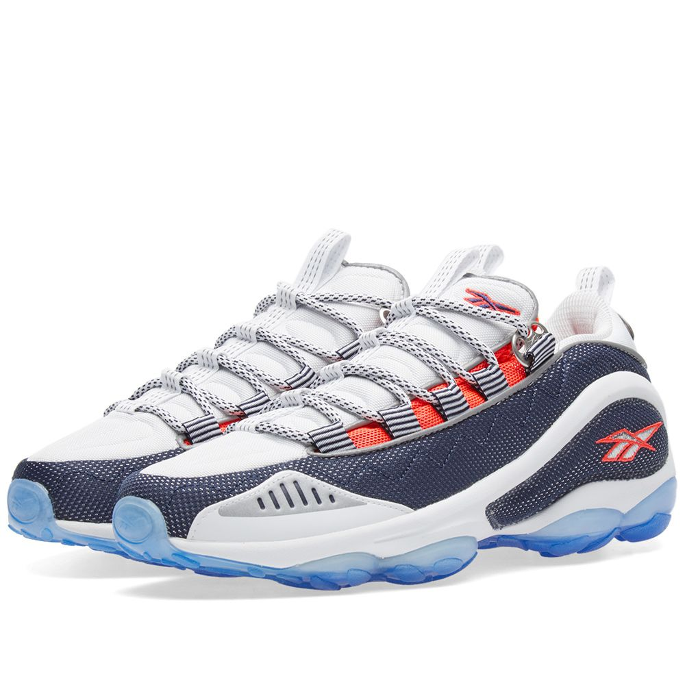 Reebok DMX Run 10 Infinite Blue   Neon Cherry  f31e3ecc2