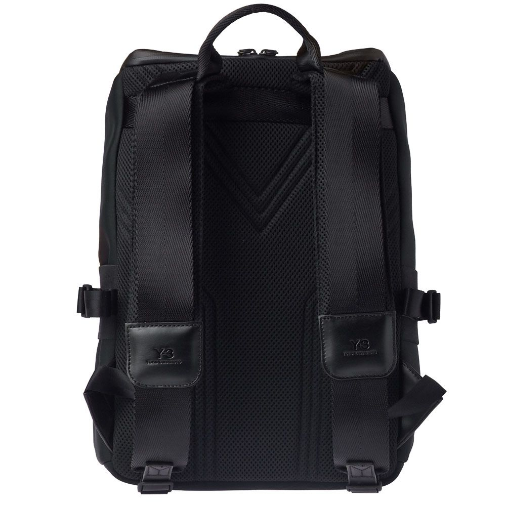 d44ce25ccdf9 Y-3 Qasa Small Backpack Black