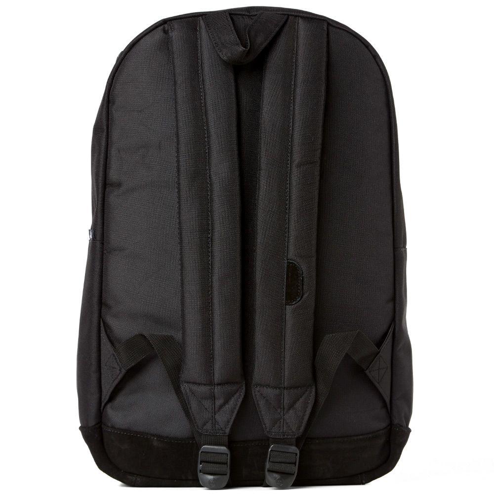 be52656431 Herschel Supply Co. Pop Quiz Backpack Black   Black Suede
