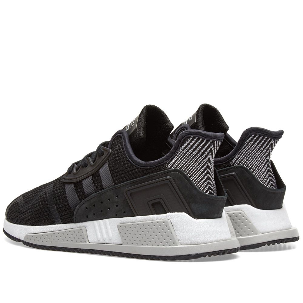 new product 0ef00 af84a Adidas EQT Cushion ADV Core Black  White  END.