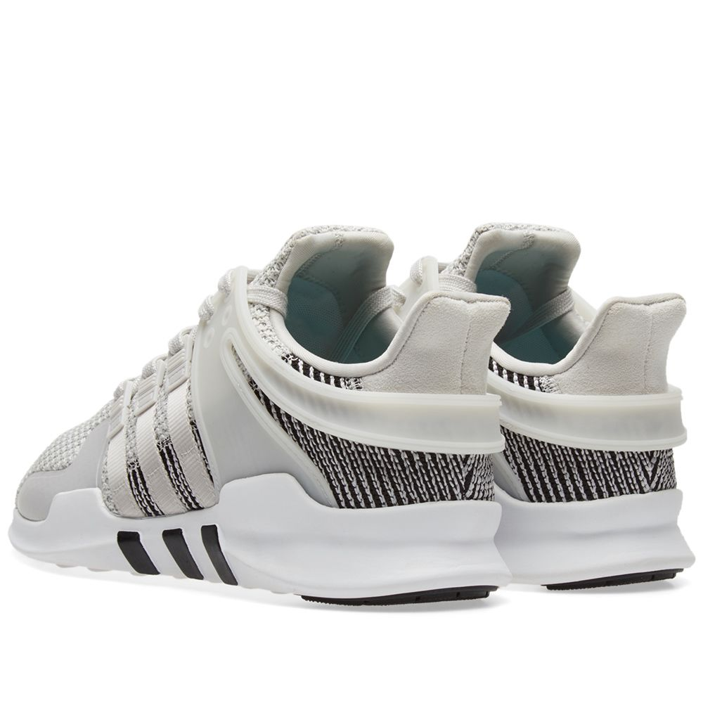 huge discount 270c3 29539 Adidas EQT Support ADV. White  Grey One