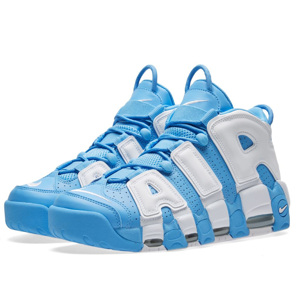 d763134f69ca Nike Air More Uptempo 96 University Blue   White