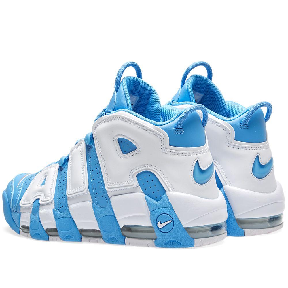 4622736f2c50 Nike Air More Uptempo 96 University Blue   White
