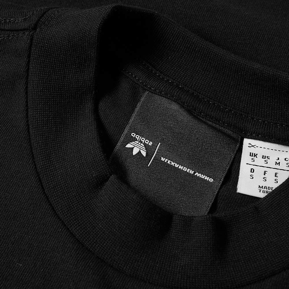 fb145995e44 Adidas Originals by Alexander Wang Long Sleeve Graphic Tee Black