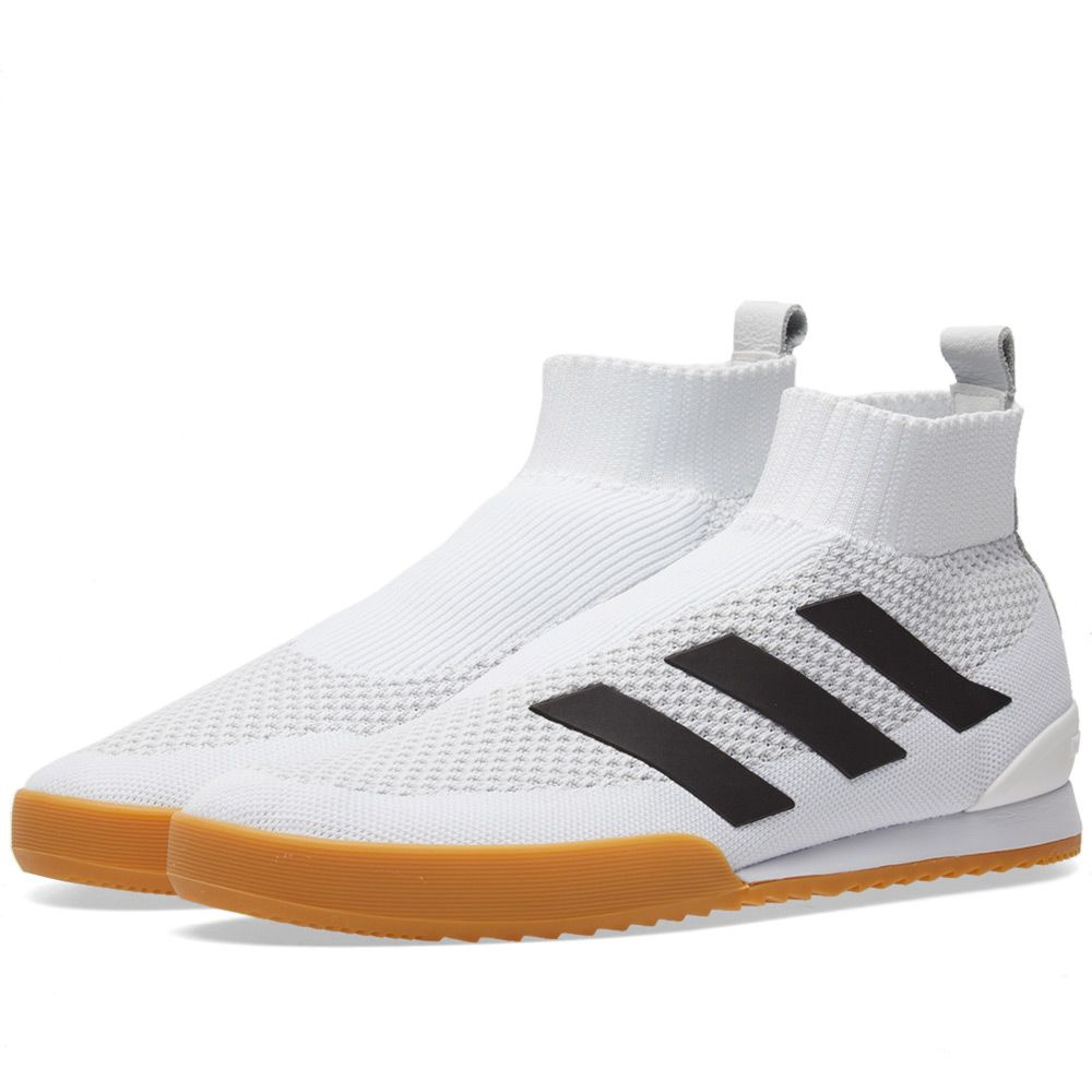 best service 61b79 fb6a4 Gosha Rubchinskiy x Adidas Ace 16+ Super White   END.