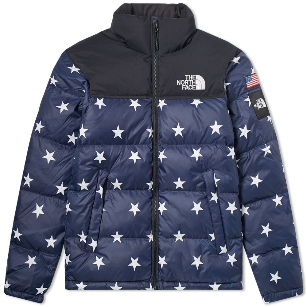 78b8d3def426 The North Face IC Nuptse Jacket Cosmic Blue