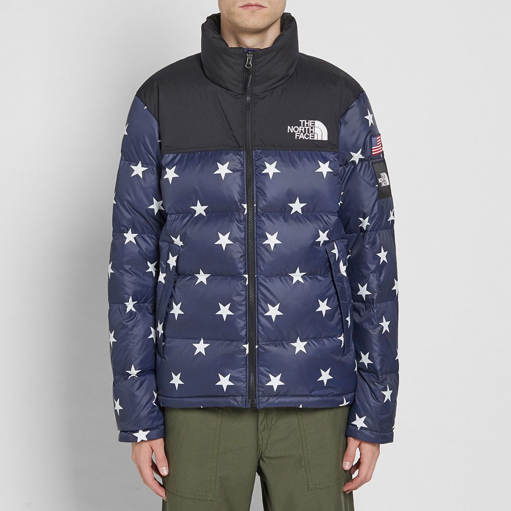 eecab7d8f070 The North Face IC Nuptse Jacket Cosmic Blue