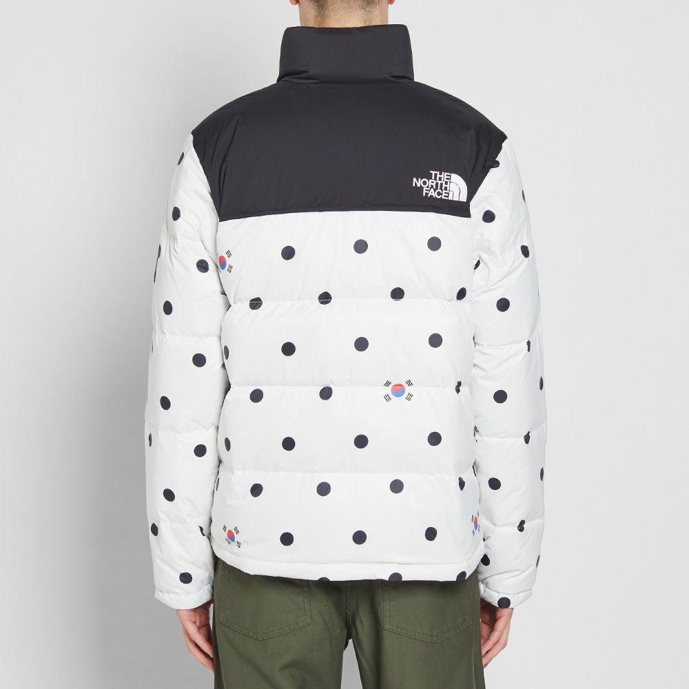 5728ee5cca1e The North Face IC Nuptse Jacket Vaporous Grey