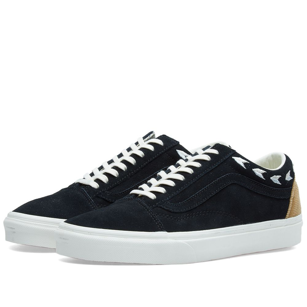 Vans Old Skool Black   Marshmallow  49b196afbb