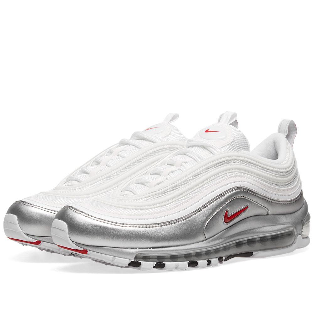 d5e9f1fef3c67 Nike Air Max 97 QS White