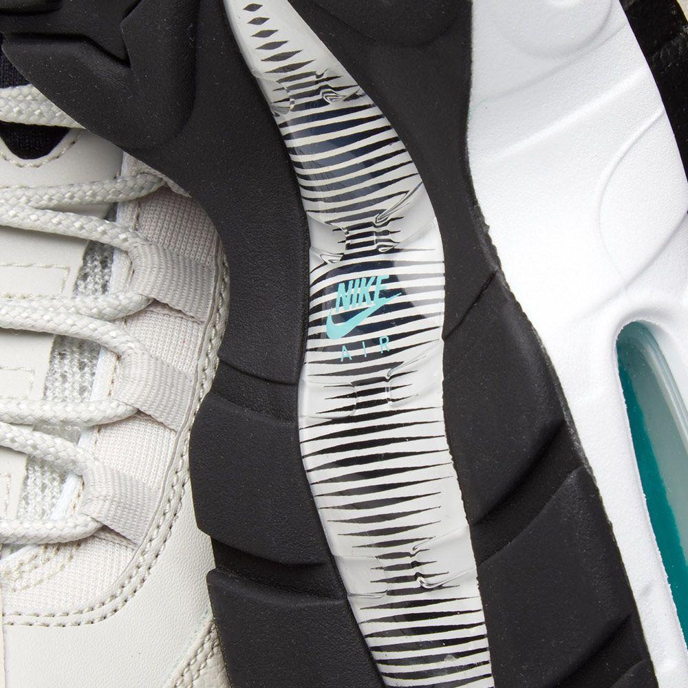 cheap for discount 9e955 7bfaa Nike Air Max 95 Essential Bone, Turqoiuse, Black  White  END