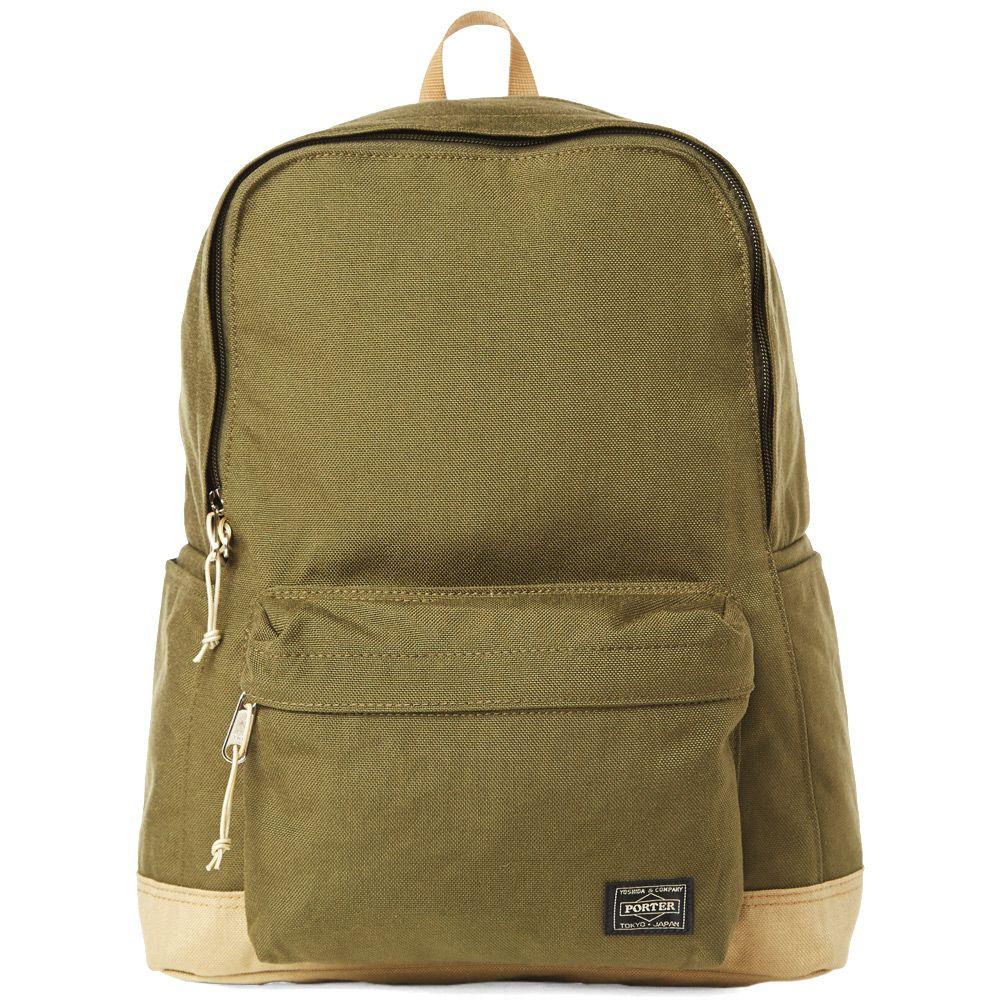 0afc5a6555 Head Porter Jackson Day Pack Dark Green