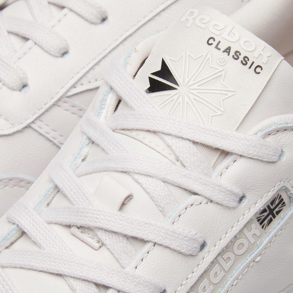 758ea0b851c Reebok Classic Leather x FACE Stockholm W Misty Purple   White